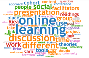 Online Learning Conference co-created with @cpsandor @rielder