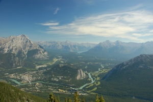 Banff by John Mason